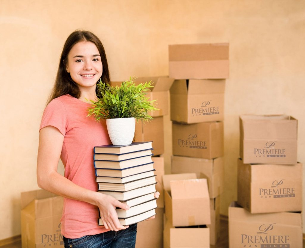 How to Pack a Living Room for Moving