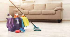 20 Tricks to Keep Your House Clean All Summer