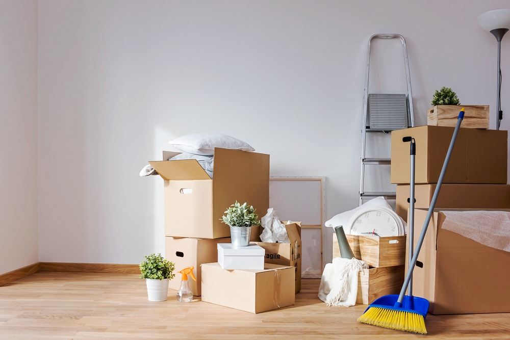 Good cleaning strategies before Moving Out