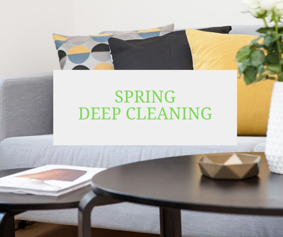 Spring Deep Cleaning