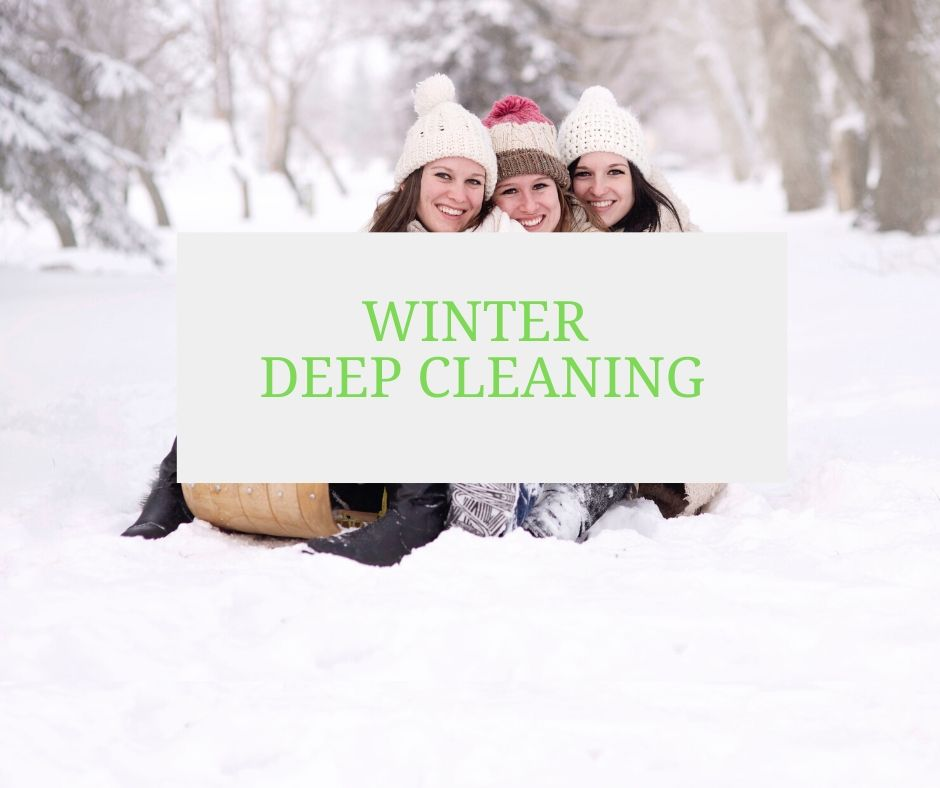 WInter Deep Cleaning