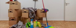 Move out cleaning service in Chicago