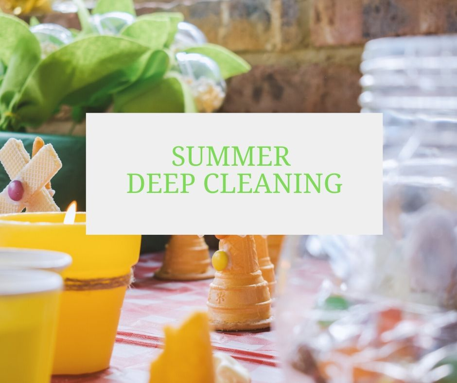 deep cleaning services chicago summer deep