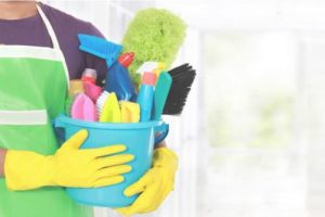 House Cleaning Supplies & Products Checklist