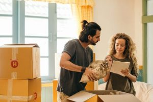 What is the checklist for the end of lease cleaning?