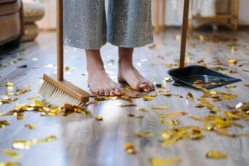 What frequency of home cleaning is right for you?