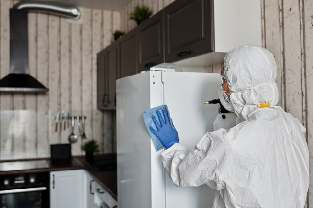 house cleaning products not safe
