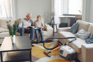 Difference Between Cleaning Rugs and Carpets