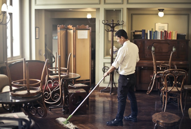 The Benefits Of Cleaning Your Company's Floor Regularly