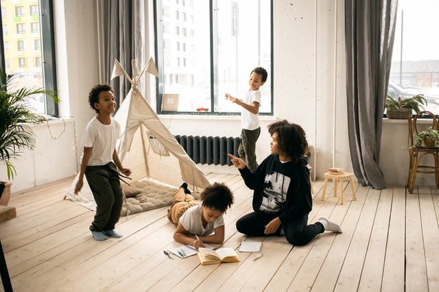 Tips to Keep your House Clean With Kids Around make it fun