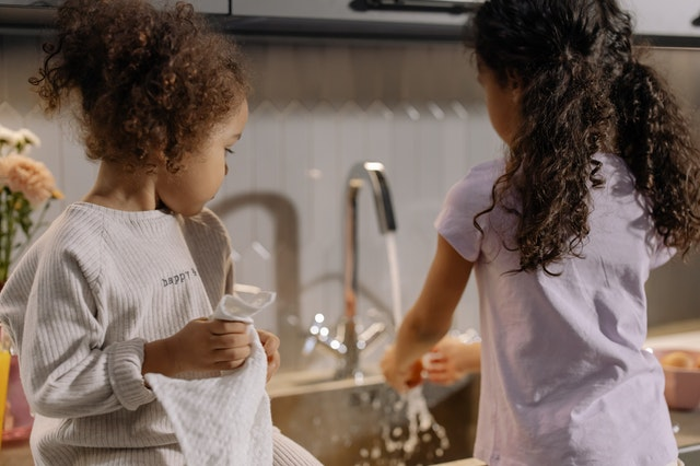 Tips to Keep your House Clean With Kids Around